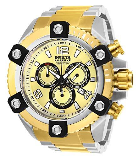 インヴィクタ インビクタ 腕時計 メンズ 【送料無料】Invicta Men's Reserve Quartz Watch with Stainless Steel Strap, Silver, 31 (Model: 26109)インヴィクタ インビクタ 腕時計 メンズ