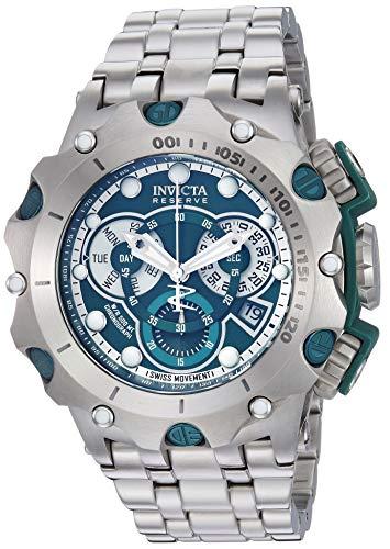 インヴィクタ インビクタ 腕時計 メンズ 【送料無料】Invicta Men's Reserve Quartz Watch with Stainless Steel Strap, Silver, 29.2 (Model: 27788)インヴィクタ インビクタ 腕時計 メンズ