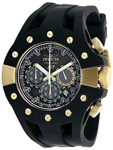 インヴィクタ インビクタ 腕時計 メンズ Invicta Men's S1 Rally Stainless Steel Quartz Watch with Silicone Strap, Black, 26 (Model: 28567)インヴィクタ インビクタ 腕時計 メンズ