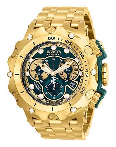 インヴィクタ インビクタ 腕時計 メンズ 【送料無料】Invicta Men's Reserve Quartz Watch with Stainless Steel Strap, Gold, 31 (Model: 27793)インヴィクタ インビクタ 腕時計 メンズ
