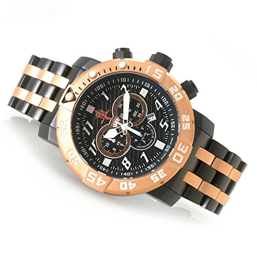 インヴィクタ インビクタ 腕時計 メンズ 【送料無料】Invicta 17553 Men's Sea Base Titanium Black Polyurethane Limited Edition Watchインヴィクタ インビクタ 腕時計 メンズ
