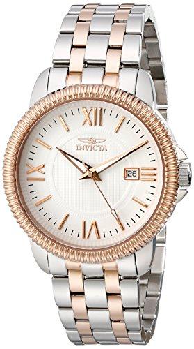 インヴィクタ インビクタ 腕時計 メンズ Invicta Men's 18107 Specialty Analog Display Swiss Quartz Two Tone Watchインヴィクタ インビクタ 腕時計 メンズ
