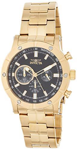 インヴィクタ インビクタ 腕時計 メンズ 【送料無料】Invicta Men's 18163 Specialty Analog Display Japanese Quartz Gold Watchインヴィクタ インビクタ 腕時計 メンズ
