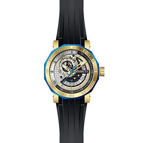 インヴィクタ インビクタ 腕時計 メンズ Invicta Excursion Automatic Grey Dial Men's Watch 27128インヴィクタ インビクタ 腕時計 メンズ