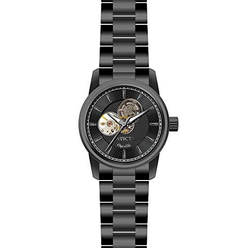 インヴィクタ インビクタ 腕時計 メンズ Invicta Objet D Art Automatic Black Dial Men's Watch 27564インヴィクタ インビクタ 腕時計 メンズ