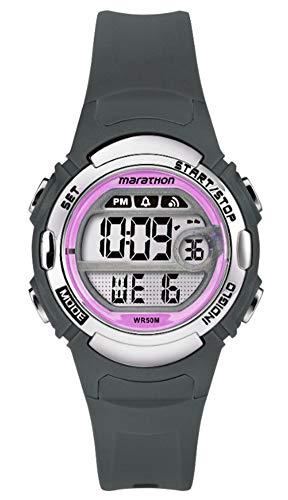タイメックス 腕時計 レディース 【送料無料】Timex Marathon Digital Dial Silicone Strap Ladies Watch TW5M14200タイメックス 腕時計 レディース