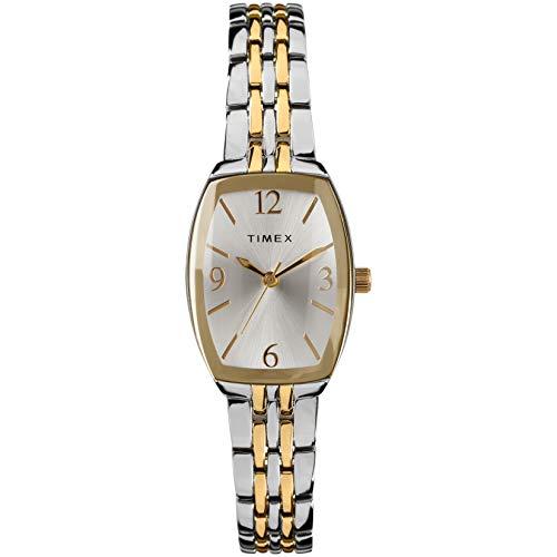 タイメックス 腕時計 レディース 【送料無料】Timex Women's Dress Analog 21mm Bracelet Watchタイメックス 腕時計 レディース