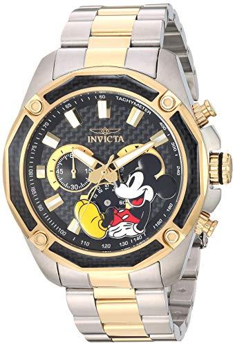 インビクタ メンズ腕時計 27359 ディズニー リミテッドエディション ケース直径48mm ミッキー インヴィクタ