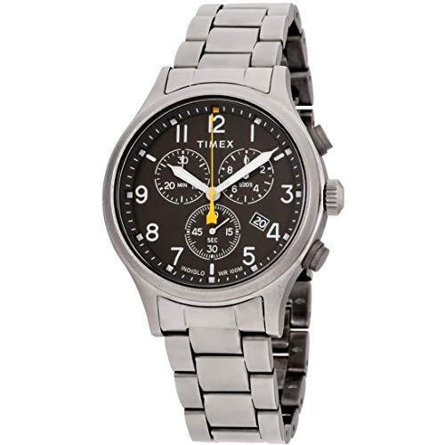 腕時計 タイメックス メンズ 【送料無料】Timex Allied Quartz Movement Grey Dial Men's Watch TW2R47700腕時計 タイメックス メンズ