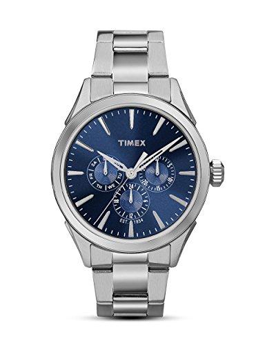 タイメックス 腕時計 メンズ 【送料無料】Timex Chesapeake Blue Dial Stainless Steel Men's Watch TW2P96900タイメックス 腕時計 メンズ
