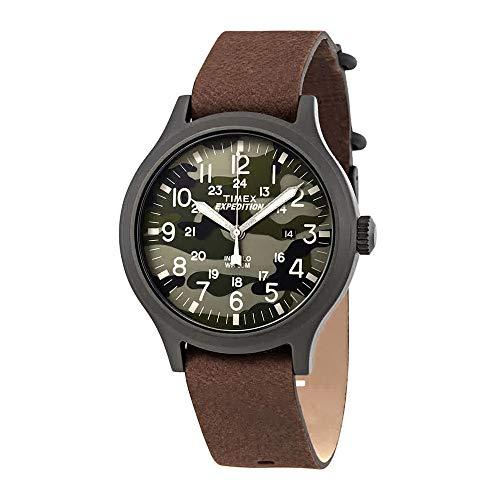 タイメックス 腕時計 メンズ 【送料無料】Timex Expedition Scout Camouflage Dial Men's Watch TW4B06600タイメックス 腕時計 メンズ