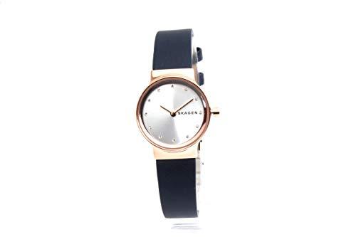スカーゲン 腕時計 レディース 【送料無料】Skagen Freja Crystal Markers - SKW2744 Blue One Sizeスカーゲン 腕時計 レディース