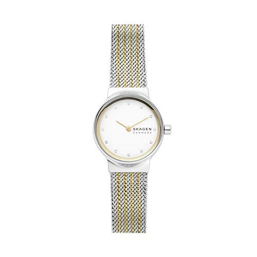 スカーゲン 腕時計 レディース 【送料無料】Skagen Womens Analogue Quartz Watch with Stainless Steel Strap SKW2698スカーゲン 腕時計 レディース