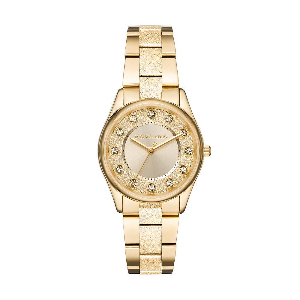 マイケルコース 腕時計 レディース マイケル・コース アメリカ直輸入 Michael Kors Women's Colette Gold Tone Stainless Steel Watch MK6601マイケルコース 腕時計 レディース マイケル・コース アメリカ直輸入