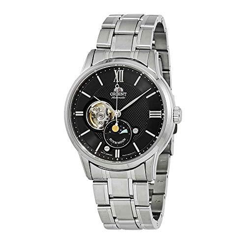 オリエント 腕時計 メンズ Orient Mens Analogue Automatic Watch with Stainless Steel Strap RA-AS0002B10Bオリエント 腕時計 メンズ