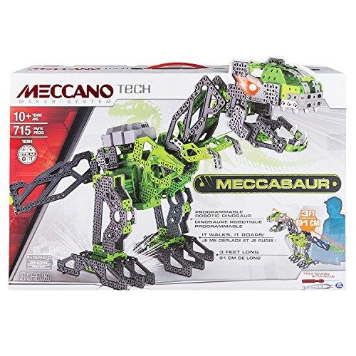 メカノ 知育玩具 パズル ブロック Meccano - Meccasaurメカノ 知育玩具 パズル ブロック