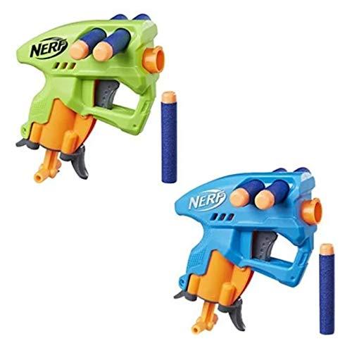 ナーフ エヌストライク アメリカ 直輸入 エリート 【送料無料】Nerf N-Strike NanoFire Blasters, Great Party Favors, 12 pcsナーフ エヌストライク アメリカ 直輸入 エリート