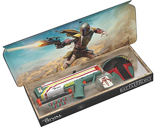 ナーフ モジュラス エヌストライクエリート シューティング アメリカ 【送料無料】Hasbro Nerf Rival Apollo XV-700 - Star Wars Exclusive Edition Battlefront II Mandalorian Boba Fett Ediナーフ モジュラス エヌストライクエリート シューティング アメリカ