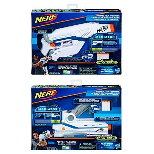ナーフ モジュラス エヌストライクエリート シューティング アメリカ Nerf Modulus Firepower Upgrades Wave 1 Set of 2ナーフ モジュラス エヌストライクエリート シューティング アメリカ