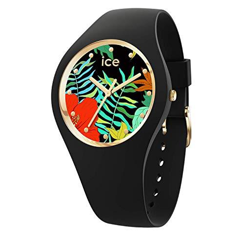 アイスウォッチ 腕時計 レディース かわいい 【送料無料】Ice-Watch Womens Analogue Quartz Watch with Silicone Strap 016656アイスウォッチ 腕時計 レディース かわいい