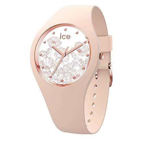 アイスウォッチ 腕時計 レディース かわいい Ice-Watch Womens Analogue Quartz Watch with Silicone Strap 016663アイスウォッチ 腕時計 レディース かわいい