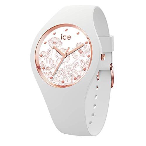 アイスウォッチ 腕時計 レディース かわいい Ice-Watch Womens Analogue Quartz Watch with Silicone Strap 016662アイスウォッチ 腕時計 レディース かわいい