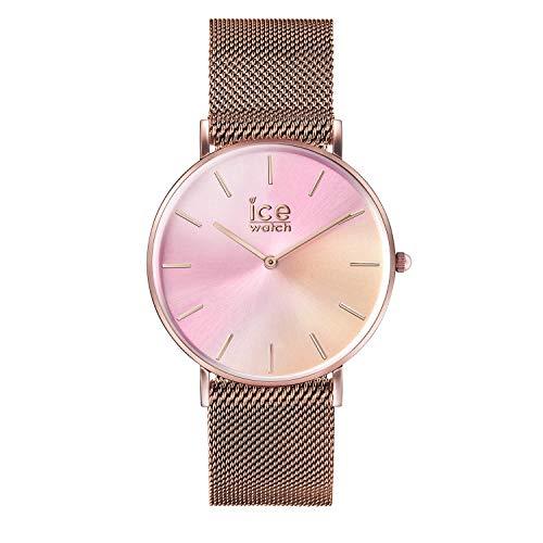 アイスウォッチ 腕時計 レディース かわいい Ice-Watch ICE City Sunset Ballerina Milanese Strap Small Women's Watch 016025アイスウォッチ 腕時計 レディース かわいい