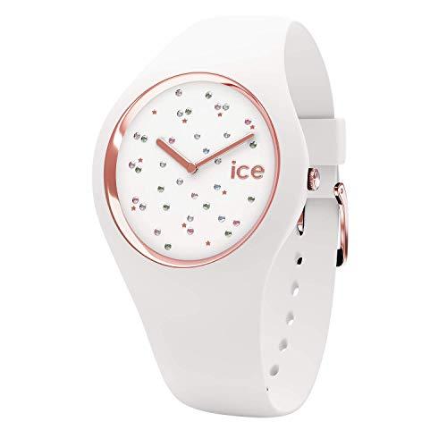 アイスウォッチ 腕時計 レディース かわいい 夏の腕時計特集 【送料無料】Ice-Watch ICE Cosmos Star White Medium Women's Watch 016297アイスウォッチ 腕時計 レディース かわいい 夏の腕時計特集