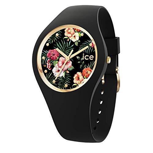 アイスウォッチ 腕時計 レディース かわいい 【送料無料】Ice Flower Womens Analog Quartz Watch with Silicone Bracelet IC016660アイスウォッチ 腕時計 レディース かわいい