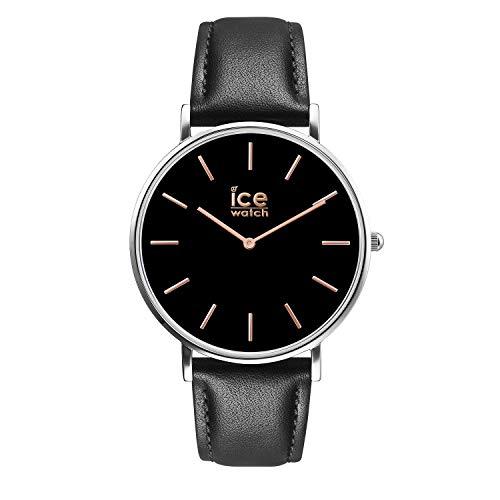アイスウォッチ 腕時計 メンズ かわいい 【送料無料】Ice Watch 016227 Black Steel 316 L Unisex Watchアイスウォッチ 腕時計 メンズ かわいい