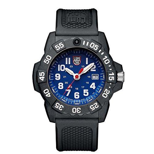 ルミノックス アメリカ海軍SEAL部隊 ミリタリーウォッチ 腕時計 メンズ 【送料無料】Luminox Wrist Watch Navy Seal 3503.L Watch with Black PU Strap Mens Watchルミノックス アメリカ海軍SEAL部隊 ミリタリーウォッチ 腕時計 メンズ