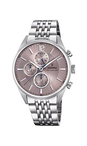 フェスティナ フェスティーナ スイス 腕時計 メンズ 【送料無料】Festina Timeless Chronograph F20285/2 Mens Chronograph very sportyフェスティナ フェスティーナ スイス 腕時計 メンズ