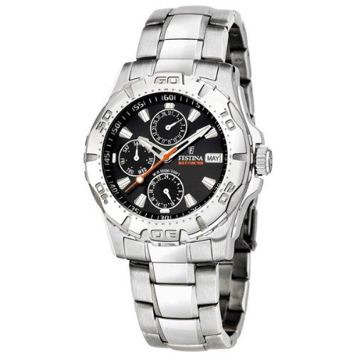 フェスティナ フェスティーナ スイス 腕時計 メンズ Festina Men's Multifunction Watch F16242/9フェスティナ フェスティーナ スイス 腕時計 メンズ
