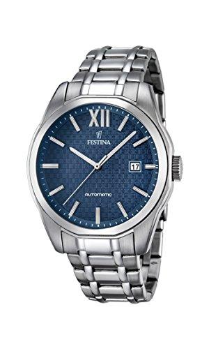 フェスティナ フェスティーナ スイス 腕時計 メンズ 【送料無料】Festina Men's Quartz Watch with Stainless Steel Strap, Silver, 20 (Model: F16884/3)フェスティナ フェスティーナ スイス 腕時計 メンズ