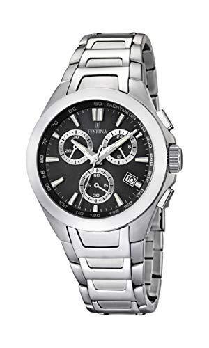 フェスティナ フェスティーナ スイス 腕時計 メンズ Festina Chrono Sport Mens Chronograph Excellent readabilityフェスティナ フェスティーナ スイス 腕時計 メンズ