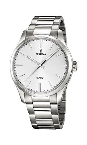 フェスティナ フェスティーナ スイス 腕時計 メンズ 【送料無料】FESTINA Watch Male Only Time - F16807-1フェスティナ フェスティーナ スイス 腕時計 メンズ