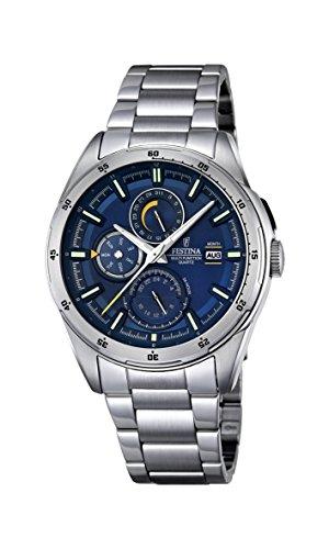 フェスティナ フェスティーナ スイス 腕時計 メンズ 【送料無料】Festina Sport F16876/2 Mens Wristwatch Complete Dateフェスティナ フェスティーナ スイス 腕時計 メンズ