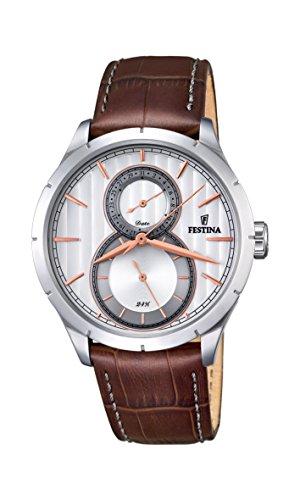 フェスティナ フェスティーナ スイス 腕時計 メンズ 【送料無料】Festina Klassik F16892/2 Men's Classic Designフェスティナ フェスティーナ スイス 腕時計 メンズ