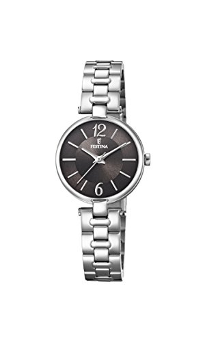 フェスティナ フェスティーナ スイス 腕時計 メンズ 【送料無料】Festina Women's Analogue Quartz Watch with Stainless Steel Strap F20311/2フェスティナ フェスティーナ スイス 腕時計 メンズ