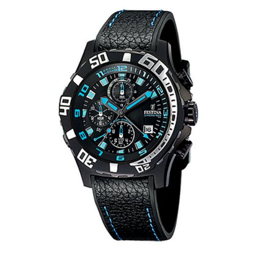 フェスティナ フェスティーナ スイス 腕時計 メンズ Festina Le Tour de France Ion-plated Black Dial Men's watch #F16289/6フェスティナ フェスティーナ スイス 腕時計 メンズ