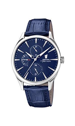 フェスティナ フェスティーナ スイス 腕時計 メンズ Festina Retrograde F16992/2 Mens Wristwatch Classic Designフェスティナ フェスティーナ スイス 腕時計 メンズ
