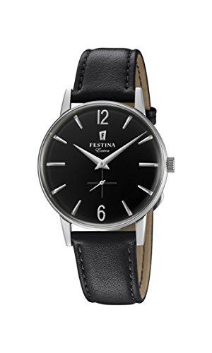 フェスティナ フェスティーナ スイス 腕時計 メンズ Festina Mens Analogue Classic Quartz Watch with Leather Strap F20248/4フェスティナ フェスティーナ スイス 腕時計 メンズ