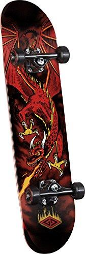 スタンダードスケートボード スケボー 海外モデル 直輸入 160081 Powell Golden Dragon Flying Dragon Complete Skateboardスタンダードスケートボード スケボー 海外モデル 直輸入 160081