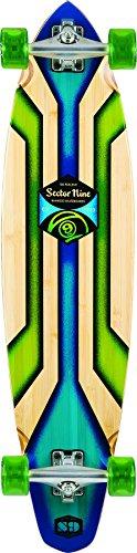 セクター9 スタンダードスケートボード スケボー 海外モデル アメリカ直輸入 BBF1511C Sector 9 Rhythm Complete Skateboard, Assortedセクター9 スタンダードスケートボード スケボー 海外モデル アメリカ直輸入 BBF1511C