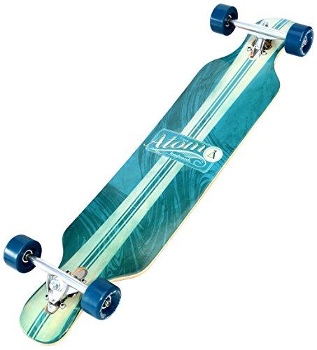 ロングスケートボード スケボー 海外モデル 直輸入 40008 Atom Drop Through Longboard (39 Inch)ロングスケートボード スケボー 海外モデル 直輸入 40008
