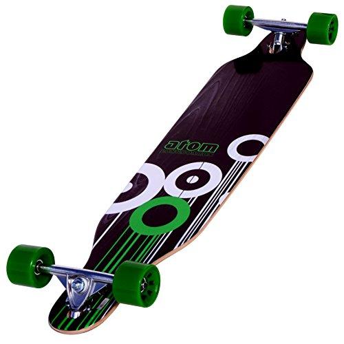 ロングスケートボード スケボー 海外モデル 直輸入 91047 Atom Drop-Through Longboard (41-Inch)ロングスケートボード スケボー 海外モデル 直輸入 91047