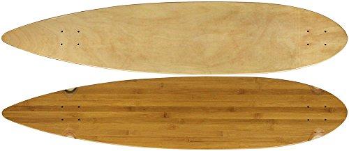 ロングスケートボード スケボー 海外モデル 直輸入 TGM Skateboards Moose Longboard 9
