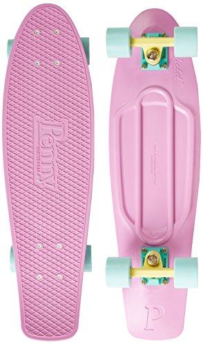 スタンダードスケートボード スケボー 海外モデル 直輸入 1CPEN002PU1Y3G3 Penny Pastel Complete Skateboard, 22-Inch, Lilac/Lemon/Mintスタンダードスケートボード スケボー 海外モデル 直輸入 1CPEN002PU1Y3G3