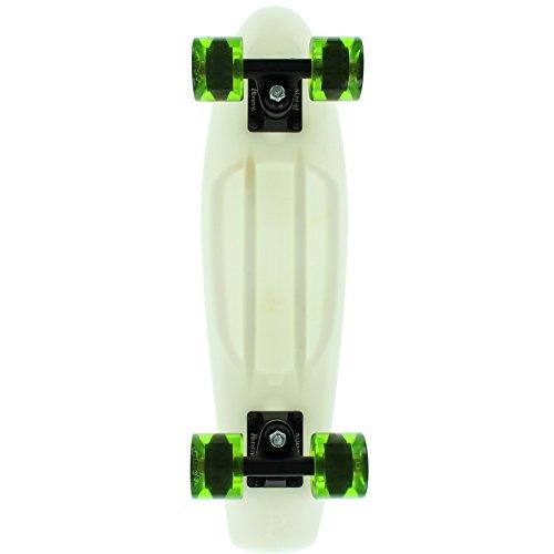 スタンダードスケートボード スケボー 海外モデル 直輸入 Penny Skateboards Glow Green 22