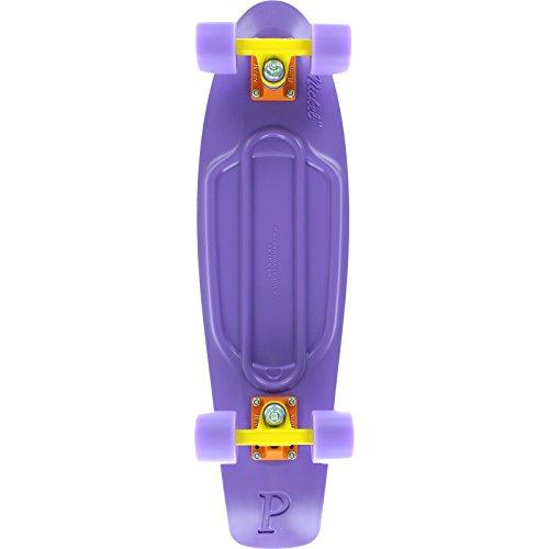 スタンダードスケートボード スケボー 海外モデル 直輸入 Penny Skateboards Wipeout Purple 27